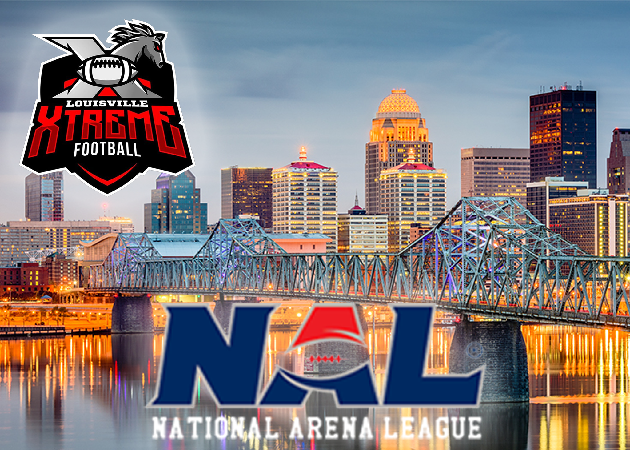 Louisville Xtreme Joins the National Arena League