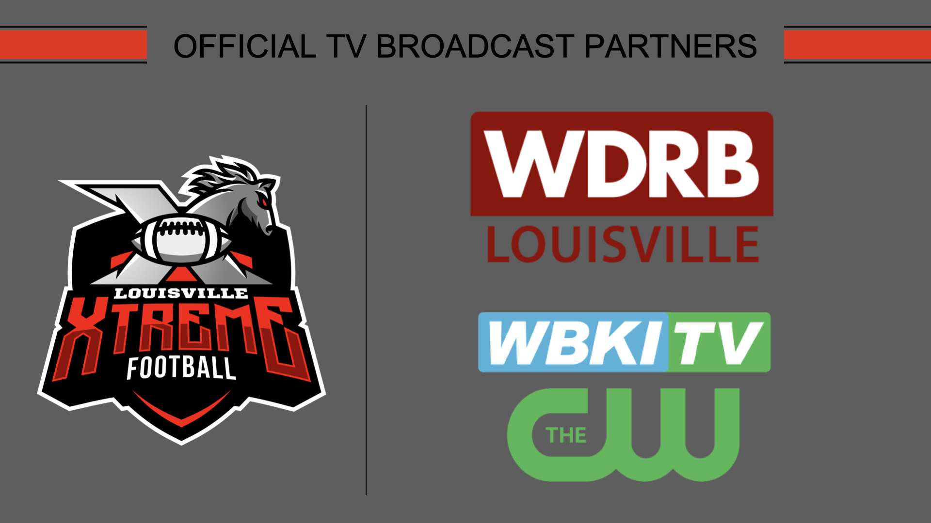 Louisville Xtreme and WDRB Media Announce TV Partnership