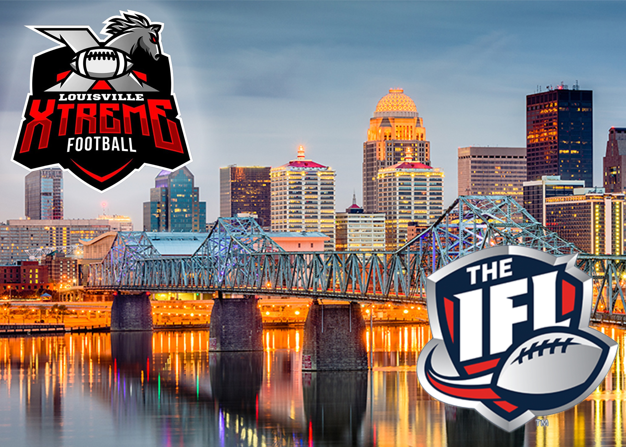 The Louisville Xtreme Joins The Indoor Football League